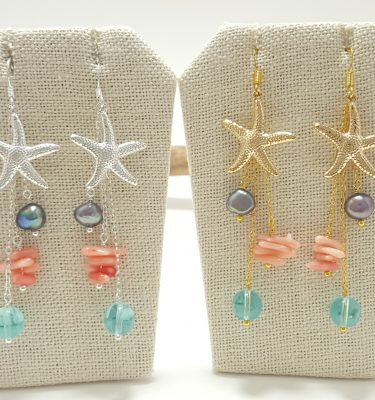 Signature starfish earrings 1