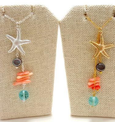 Signature starfish necklace 1