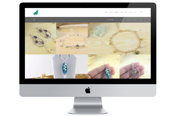 designs page