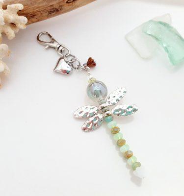 Dragonfly charm 6