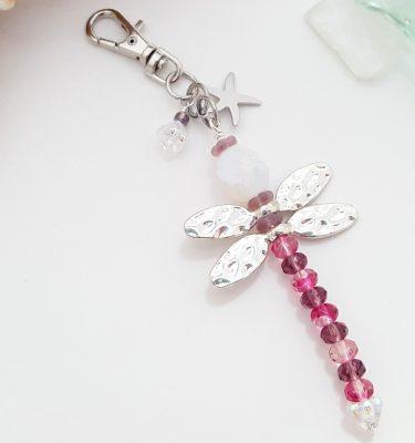 Dragonfly charm 8